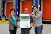 Kloosterboer receives three star BREEAM-NL certificate for Maasvlakte Rotterdam expansion