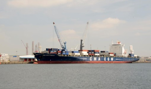 Now also pre-notify your export containers to Kloosterboer Vlissingen