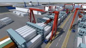Kloosterboer builds reefer container terminal in Vlissingen