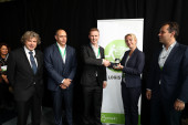 Lean & Green Star Award pour Kloosterboer