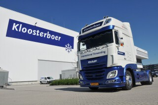 Fusie Kloosterboer Services en Kloosterboer International Forwarding