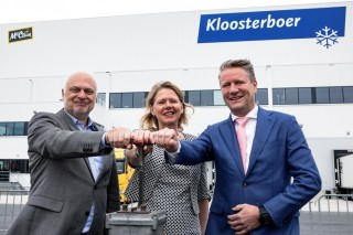 Kloosterboer Lelystad officially opened
